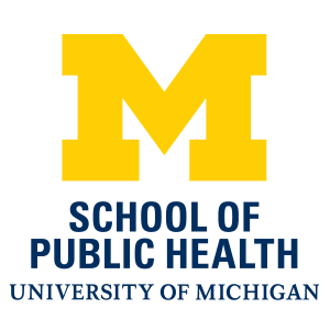 University of Michigan School of Public Health logo